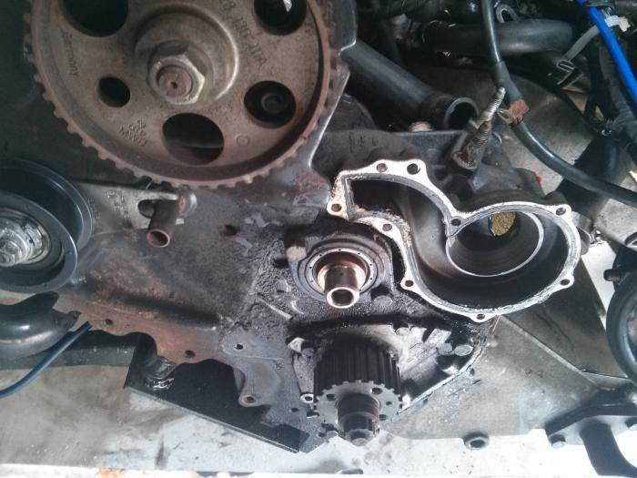 fuel injection pump pulley