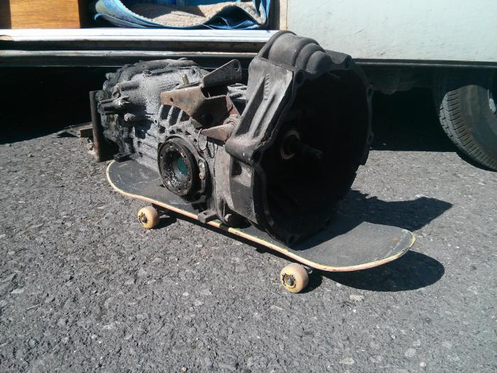 T25 gearbox