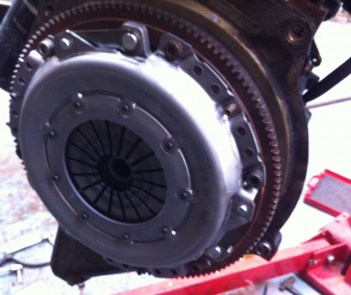 jx clutch kit